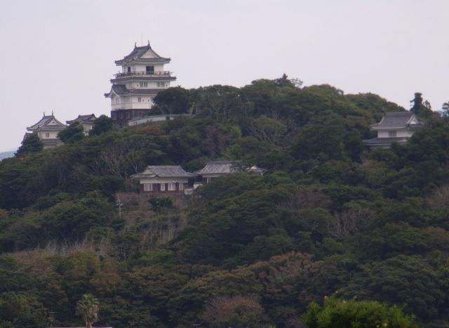 亀岡公園・平戸城跡
